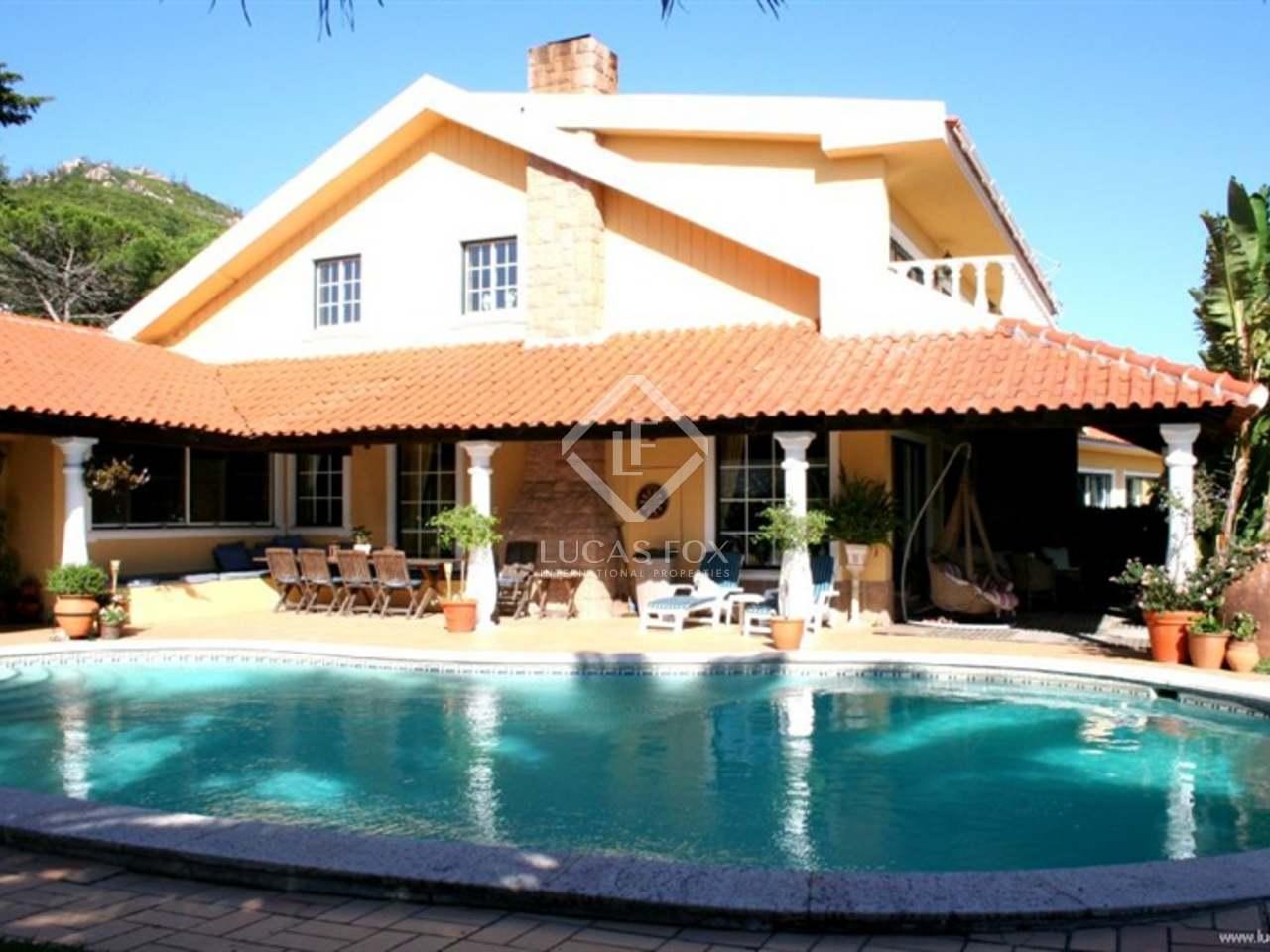 470m haus villa zum verkauf in cascais und estoril. Black Bedroom Furniture Sets. Home Design Ideas