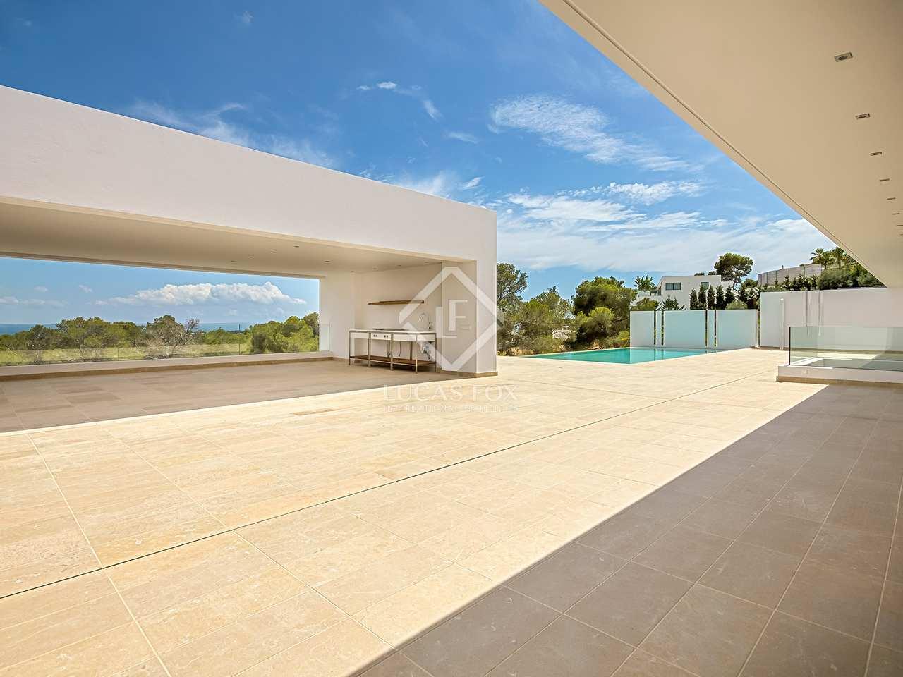 Stunning New Build Luxury Mansion For Sale In Vista Alegre
