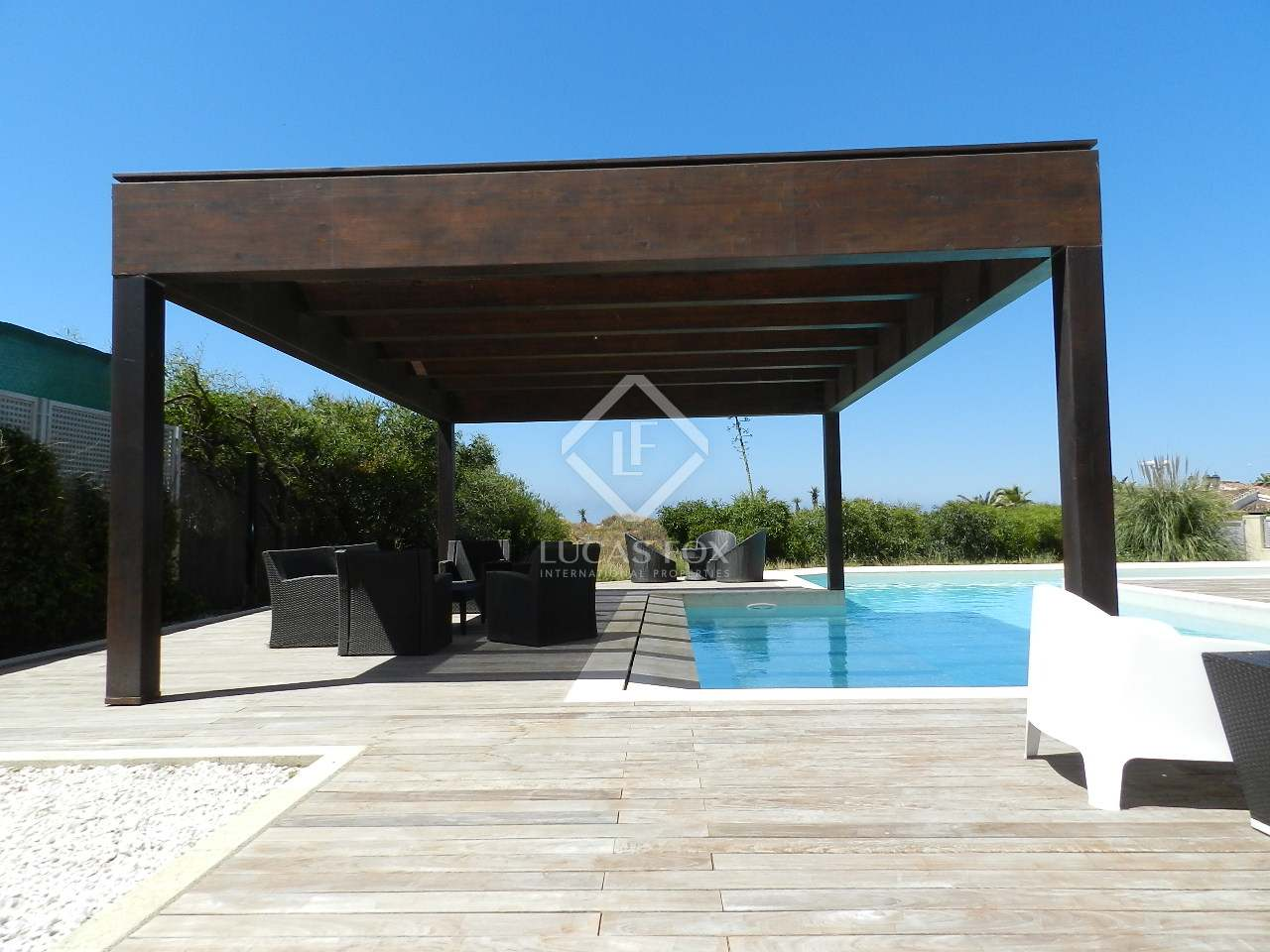 villa 5 pi ce au bord de la mer vendre el rosario. Black Bedroom Furniture Sets. Home Design Ideas