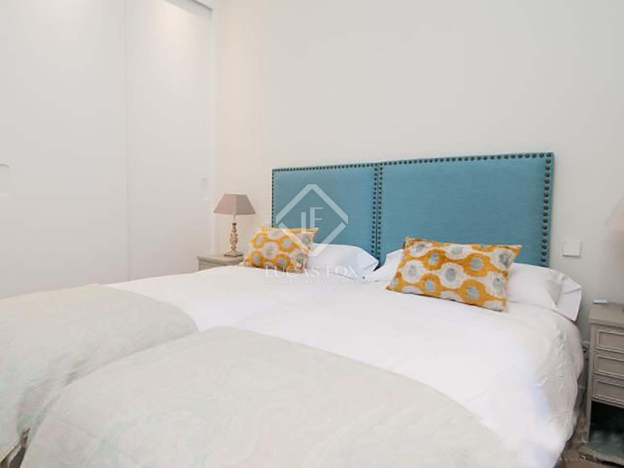 Piso de 145m en venta en justicia madrid for Piso 3 habitaciones madrid