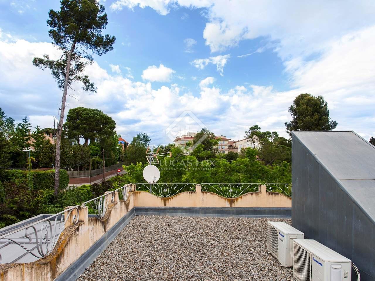 Casa unifamiliar en venta en valldoreix - Residencia jardins de valldoreix ...