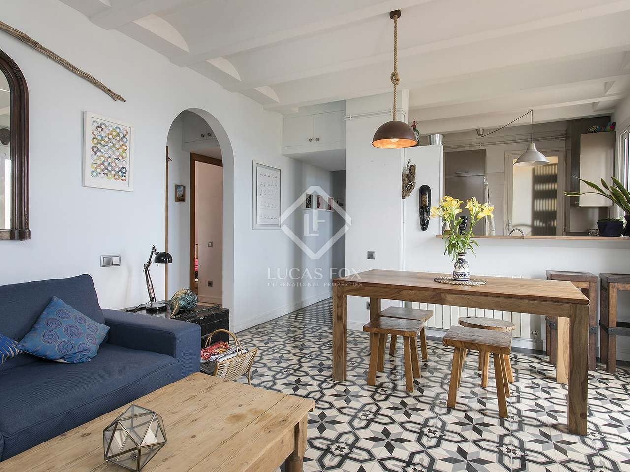 Appartement de 70m a louer barceloneta barcelone for Appartement a louer a barcelone avec piscine