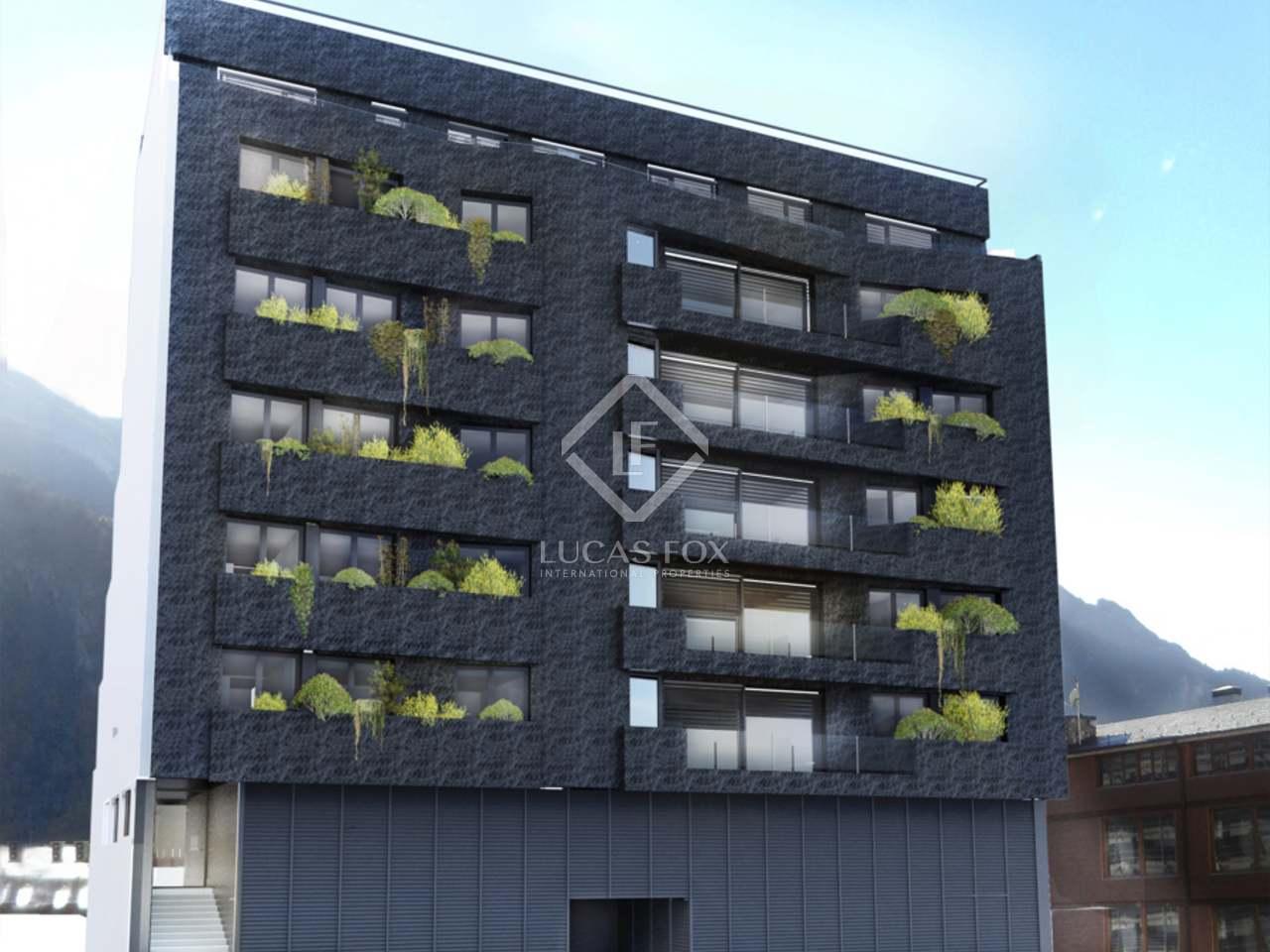Apartamento nuevo en venta en el centro de andorra - Andorra la vella apartamentos ...