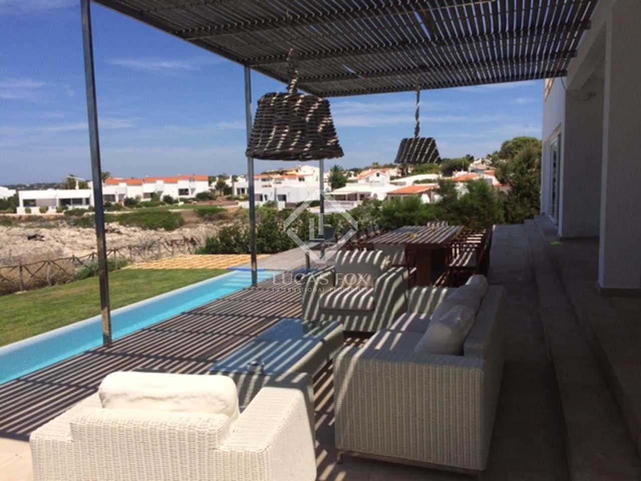 573m haus villa zum verkauf in menorca spanien. Black Bedroom Furniture Sets. Home Design Ideas