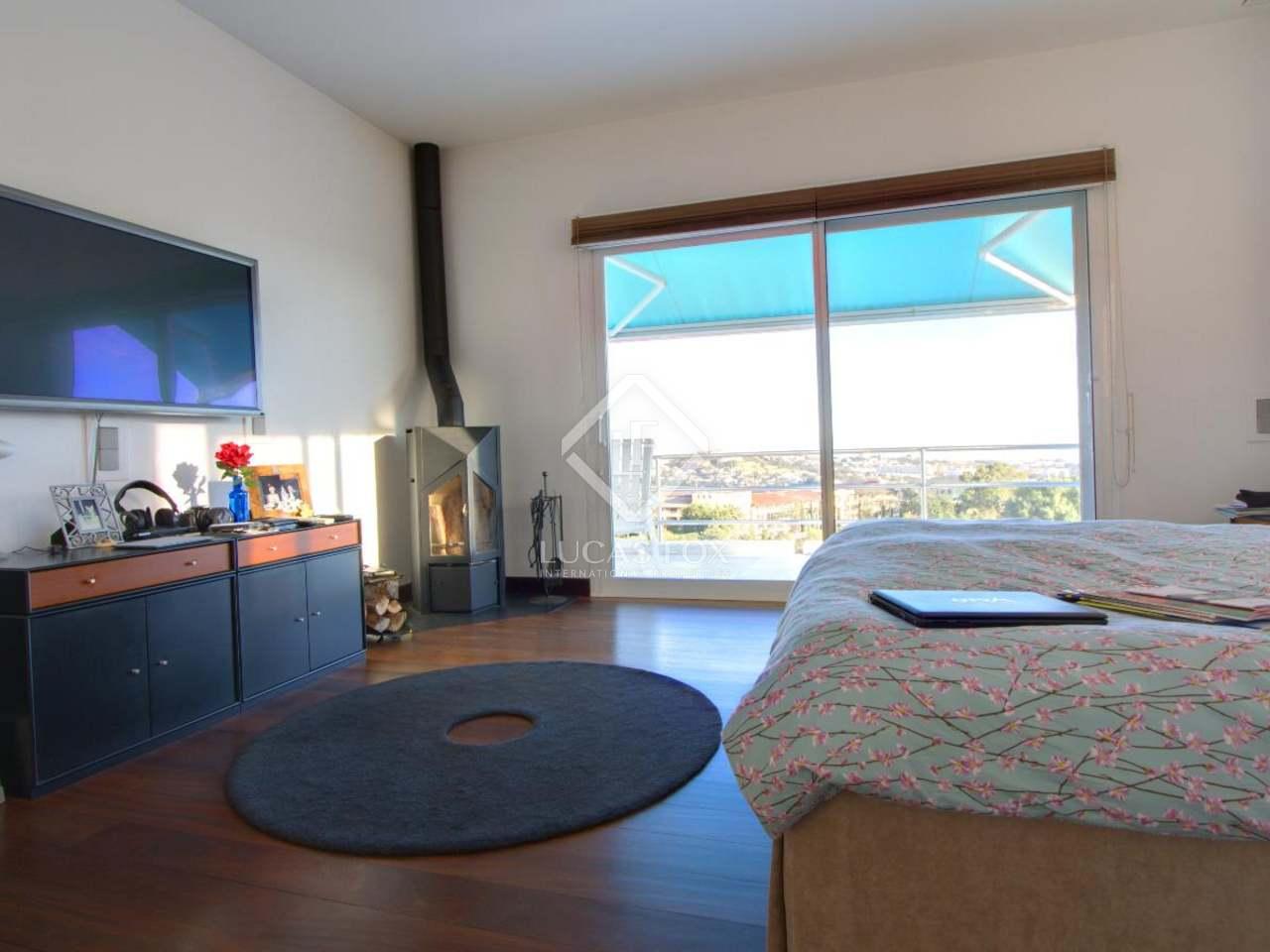 3 slaapkamer villa te koop in benahav s marbella - Eigentijdse stijl slaapkamer ...