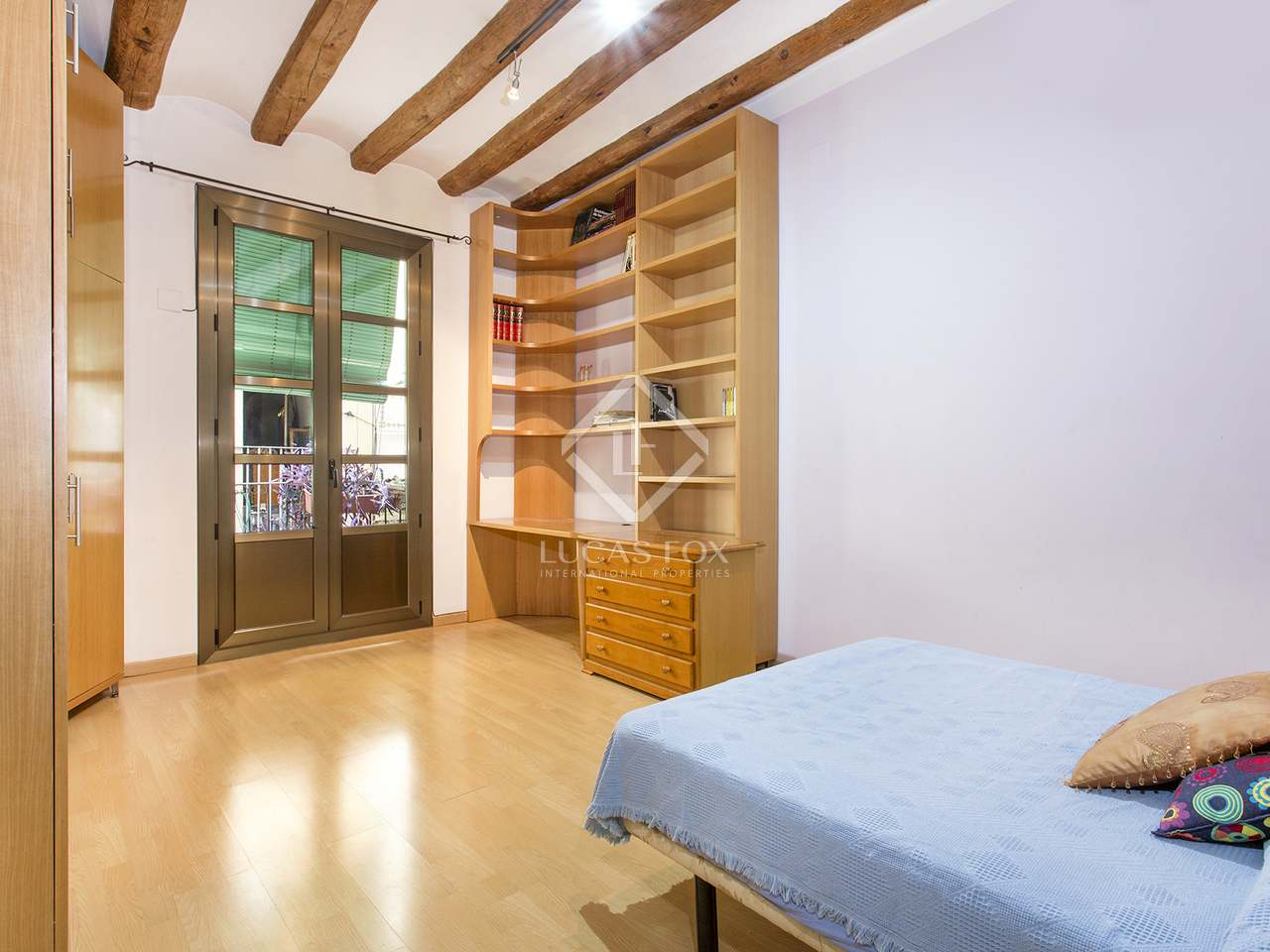 1 Bedroom Apartment For Sale In The Heart Of El Born Barcelona Old Town