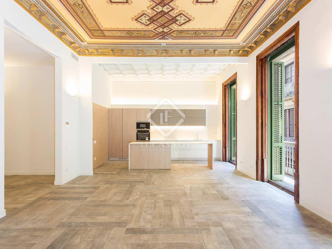 Appartement de 175m a vendre g tico barcelone for Appartement avec piscine barcelone
