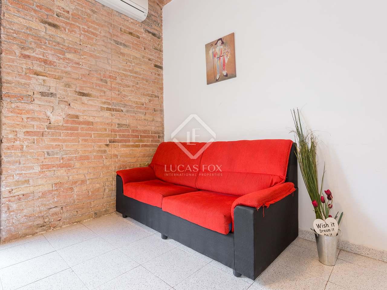 Apartamento de 55m en venta en poblenou barcelona - Piso con licencia turistica barcelona ...