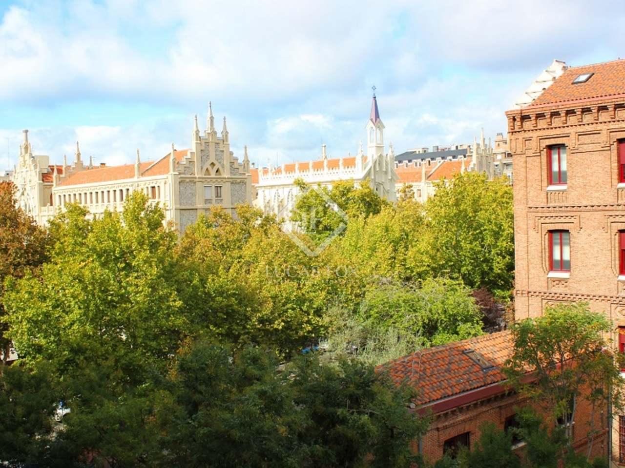 Apartamento en venta en goya en el barrio de salamanca for Barrio ciudad jardin madrid