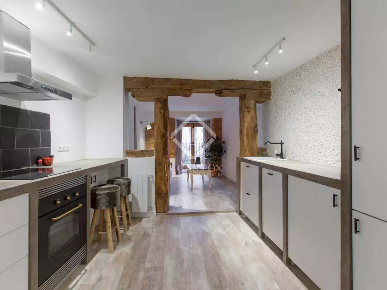 Piso de 132 m en venta en palacio madrid - Compro piso en madrid zona centro ...