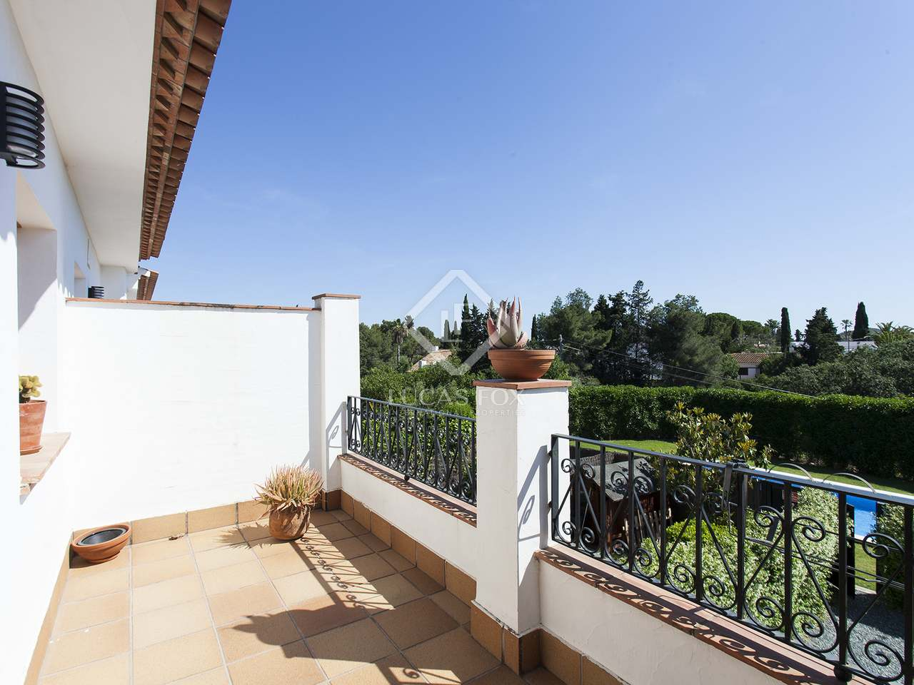 Maison villa de 276m a vendre sant pere ribes avec for Jardin anglais caracteristiques