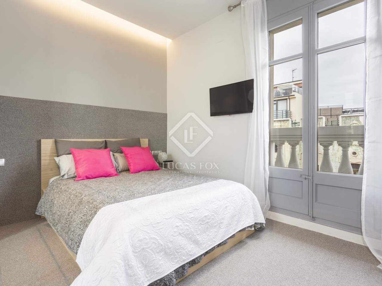 Appartement de 47m a vendre eixample gauche barcelone for Appartement avec piscine barcelone