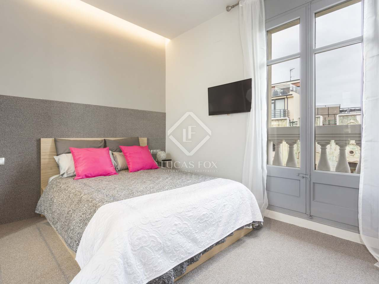 Appartement de 47m a vendre eixample gauche barcelone for Chambre fabulous w barcelone
