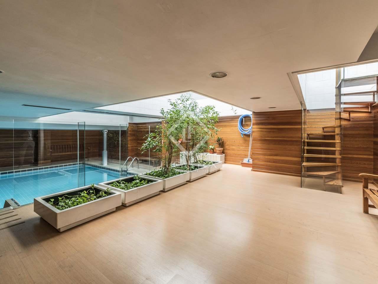 Tico de 260m con terraza de 25m en alquiler en almagro for Como declarar una piscina en el catastro
