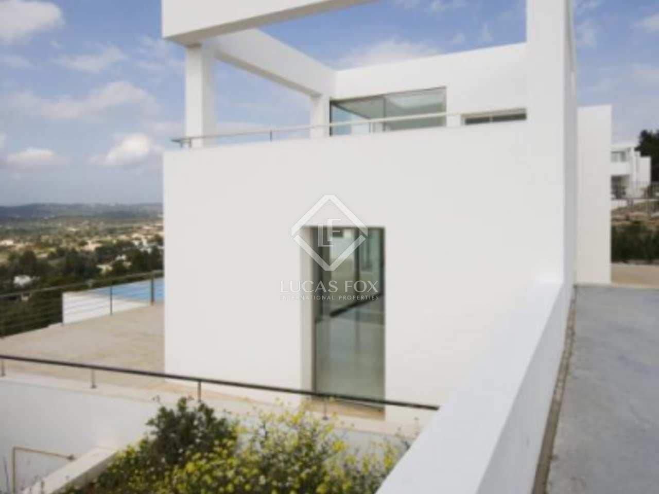 Villa de dise o con vistas al mar en venta jesus ibiza for Ciudad jardin ibiza
