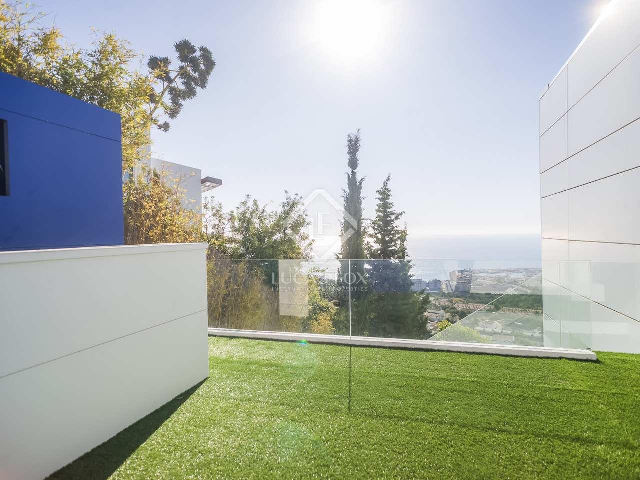 429m haus villa mit 280m terrasse zum verkauf in levantina. Black Bedroom Furniture Sets. Home Design Ideas
