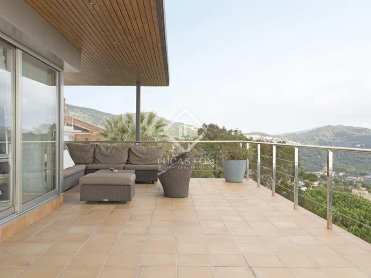 House For Sale On The Maresme Coast Near Barcelona