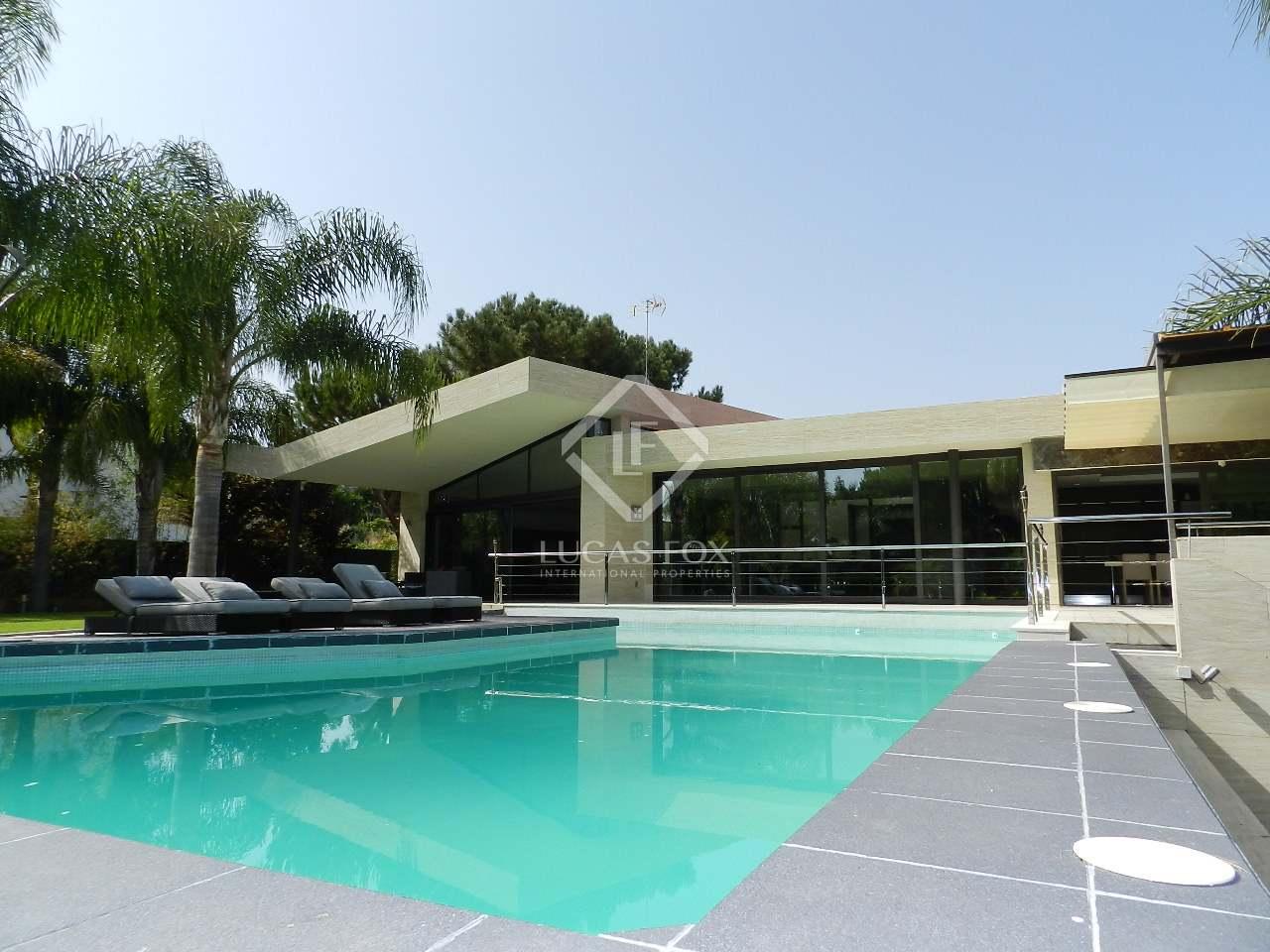 Villa & Pool - 5 bed luxury villa Hacienda las Chapas, Marbella : 1