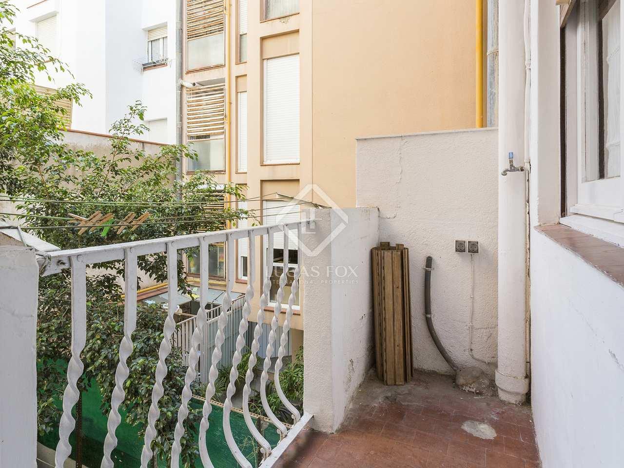 Appartement de 85m a vendre gr cia barcelone for Appartement avec piscine barcelone