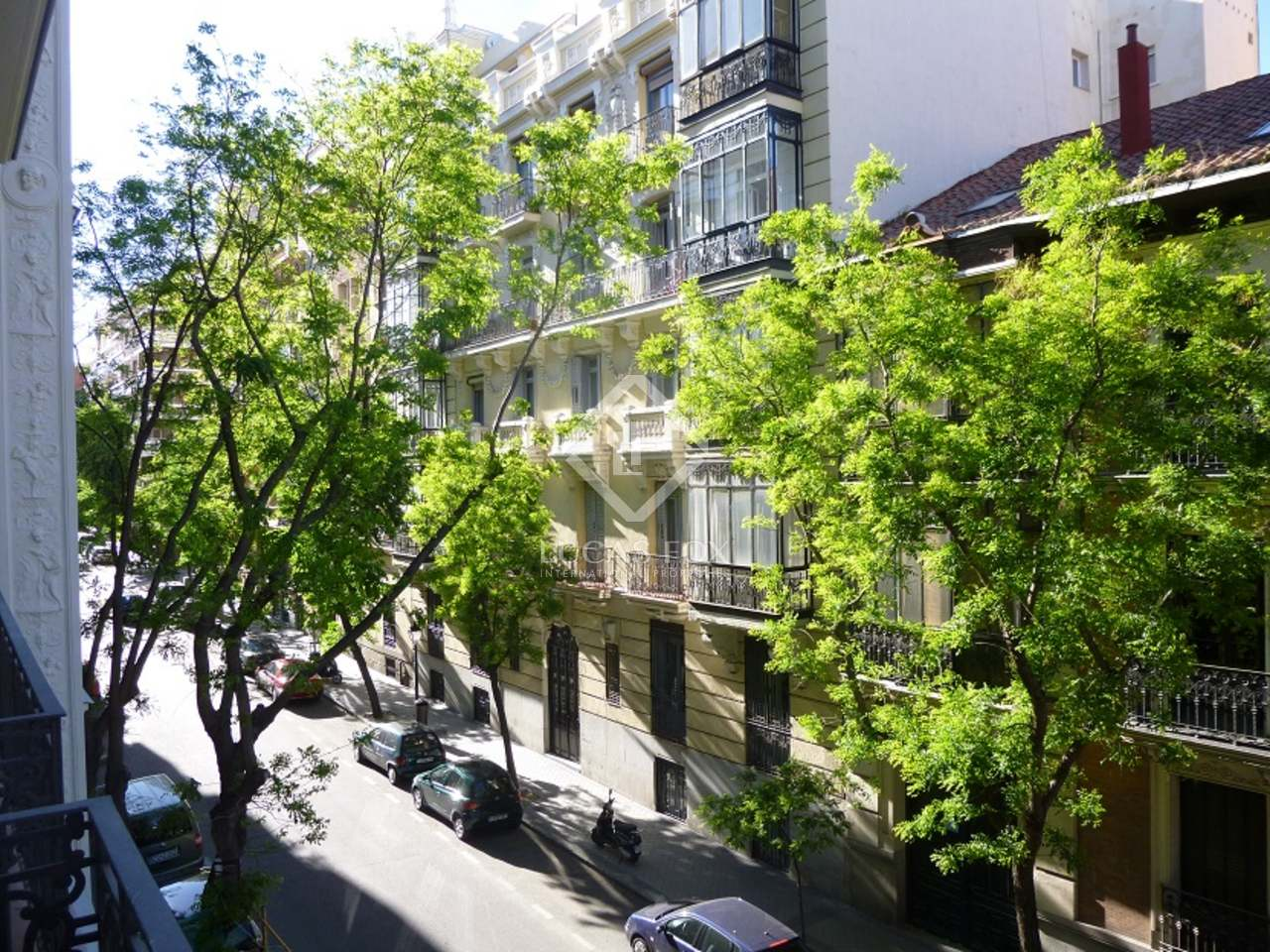 Appartement de luxe nouvellement construit chamber madrid - Les luxueux appartements serrano cero madrid ...