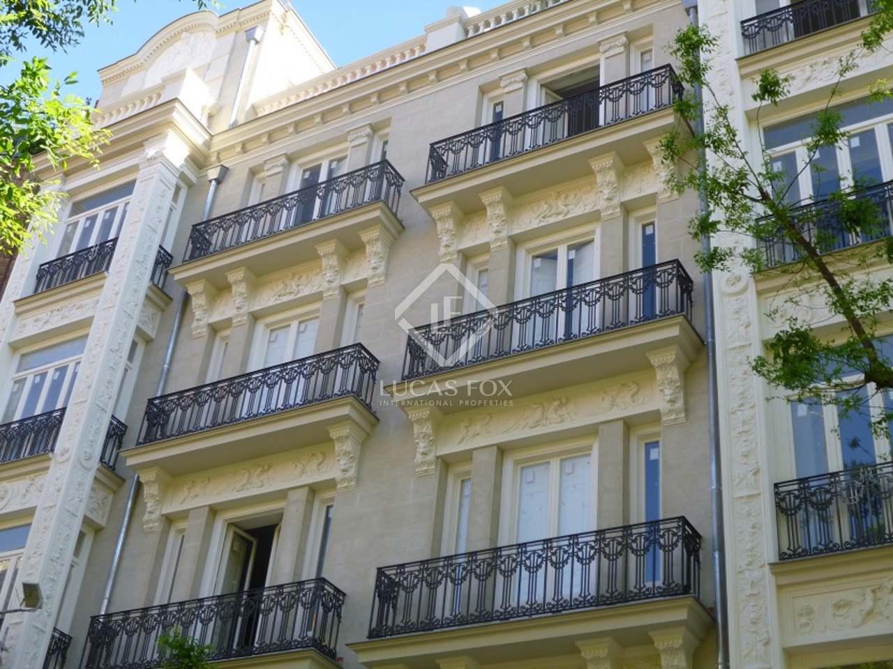 Apartamento de obra nueva de lujo en venta en chamber madrid - Zona chamberi madrid ...