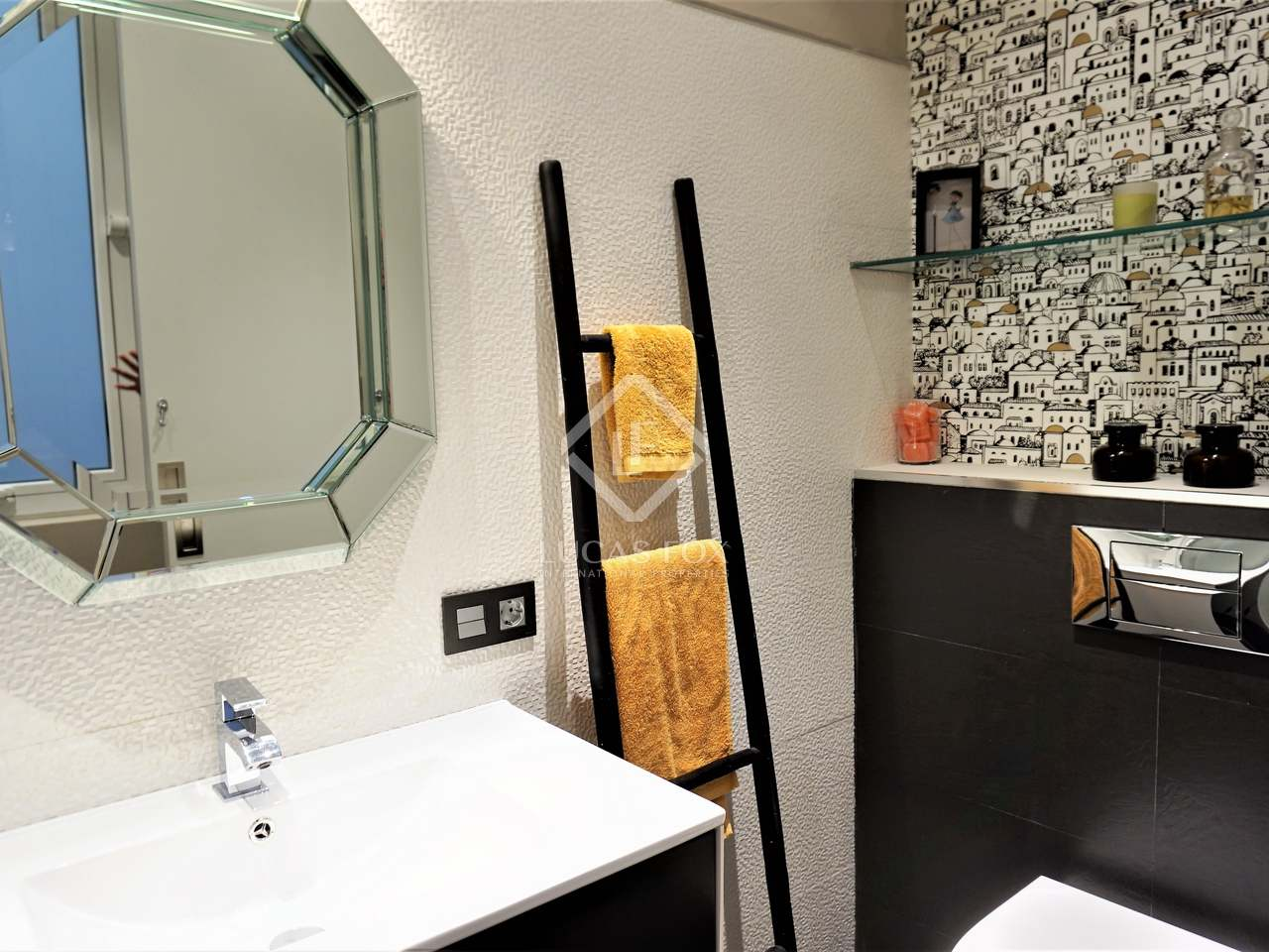 Piso de 111m en venta en gran v a valencia - Compro piso en madrid zona centro ...