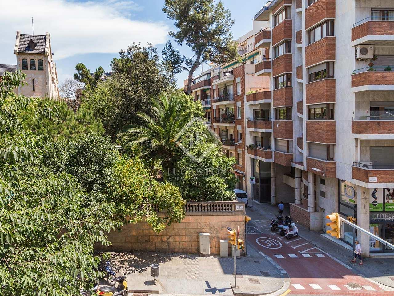 Apartment for rent in galvany barcelona 39 s zona alta - Zona alta barcelona ...
