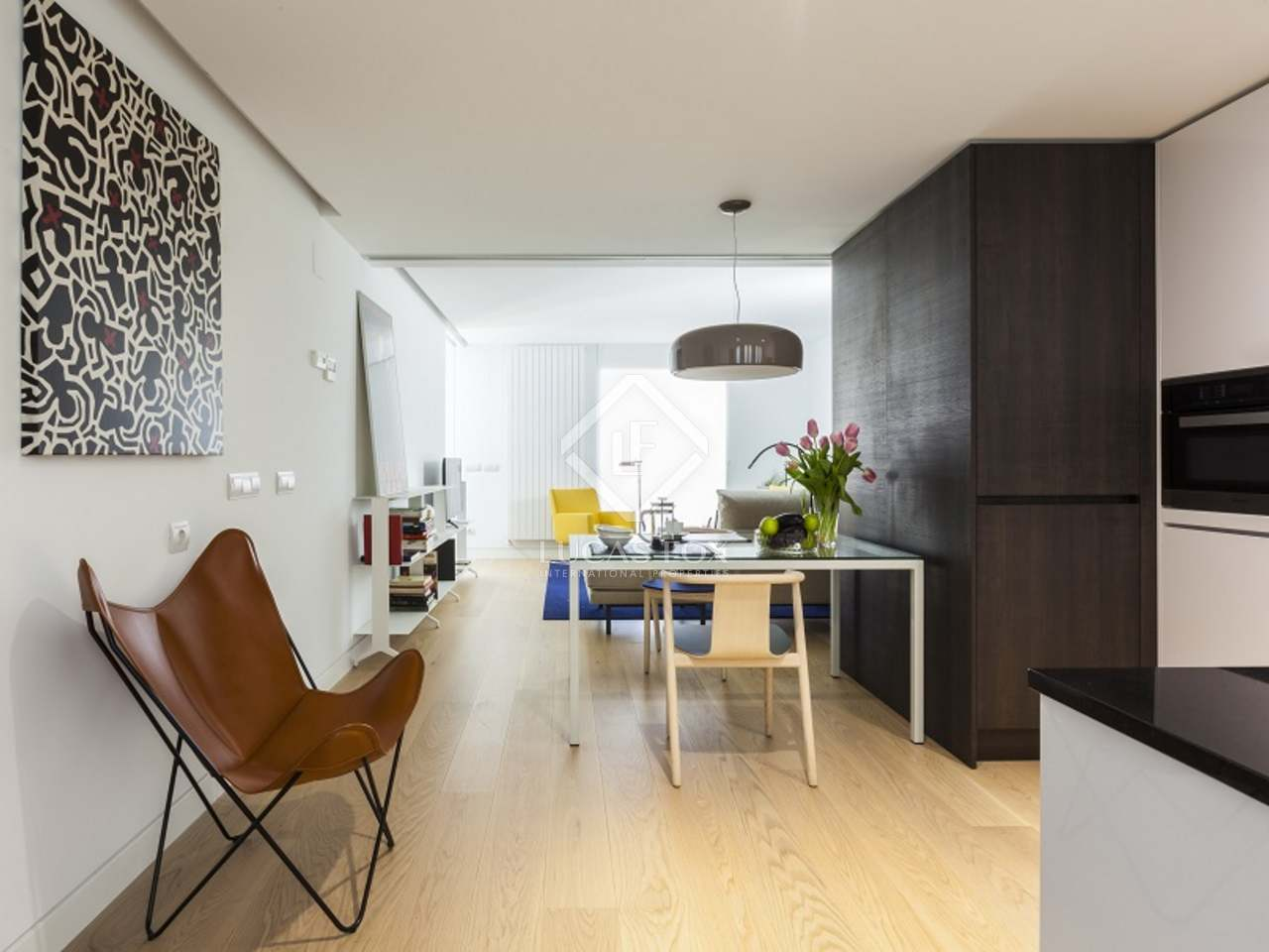 24 exclusive apartments for rent in the chamber madrid for Inside genova madrid