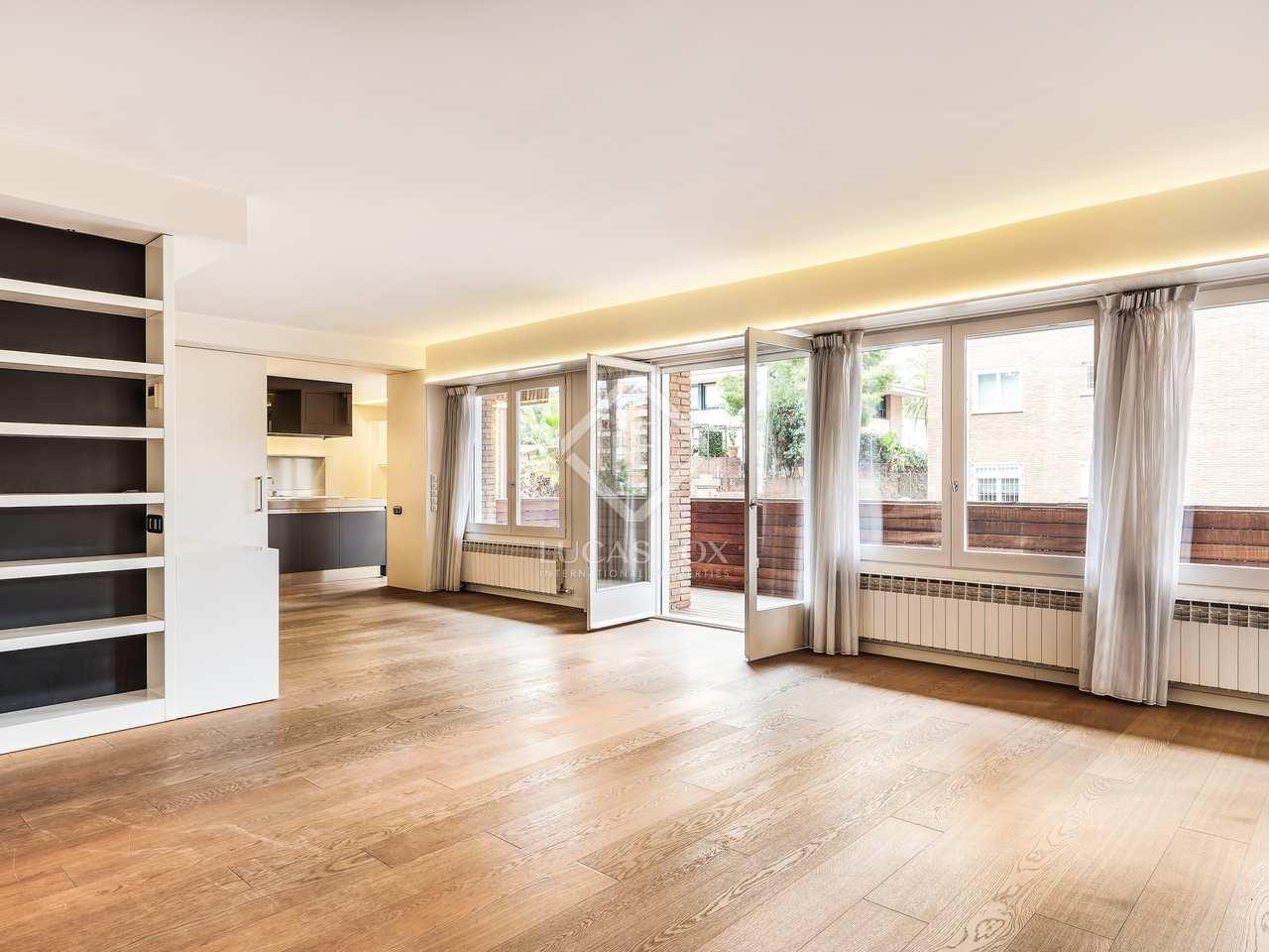 Piso de 208 m con terraza en venta en sant gervasi - Compro piso en madrid zona centro ...