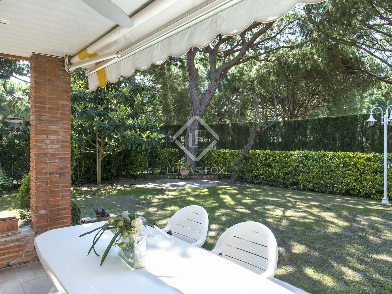 Maison villa de 266m a vendre gav mar avec 204m de for Jardin anglais caracteristiques