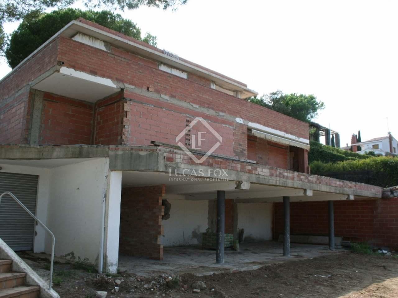 531m haus villa zum verkauf in alella maresme for Verkauf haus