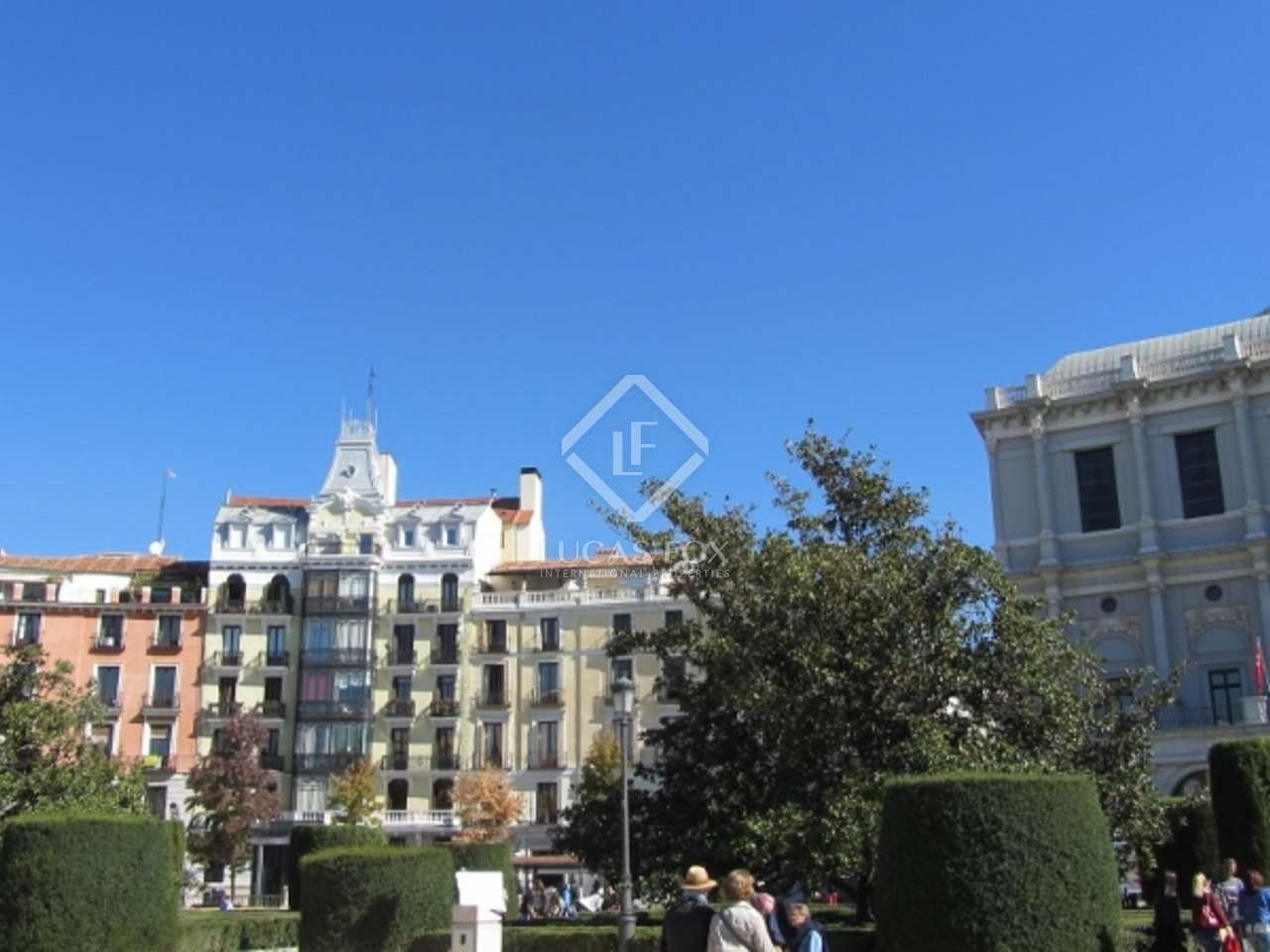 Apartamento en venta en la zona de palacio de madrid - Persianas palacio ...