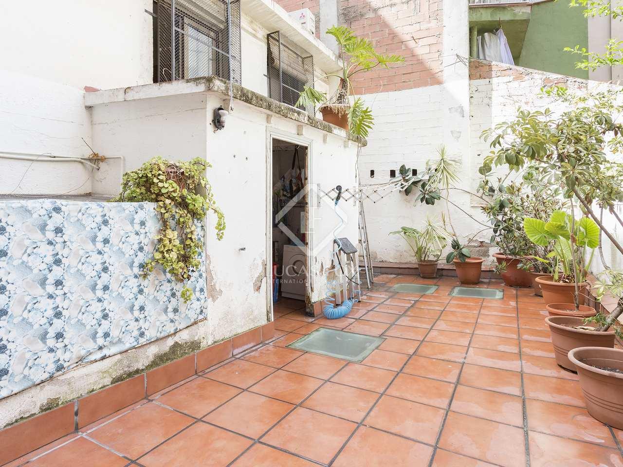 Appartement de 100m a vendre g tico avec 42m terrasse for Piscine w barcelone