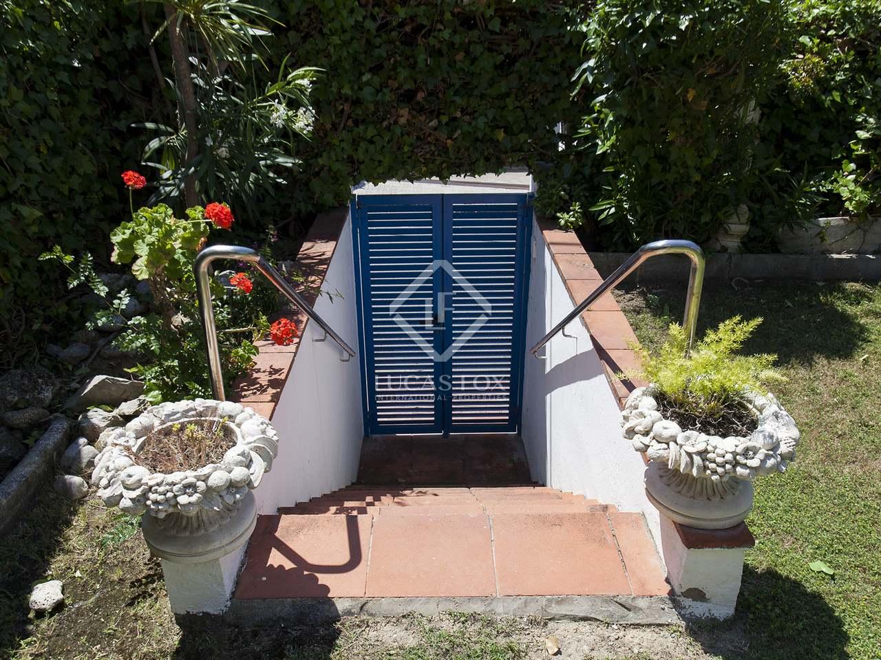 Maison villa de 200m a vendre levantina avec 150m de for Jardin anglais caracteristiques