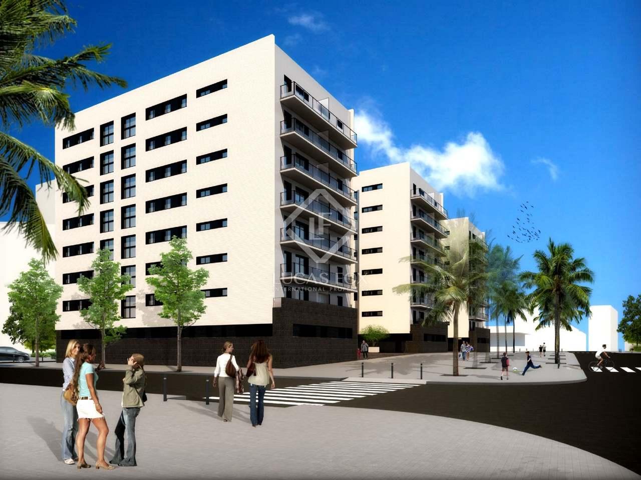 Appartement de 96m a vendre poblenou avec 9m terrasse for Appartement barcelone piscine