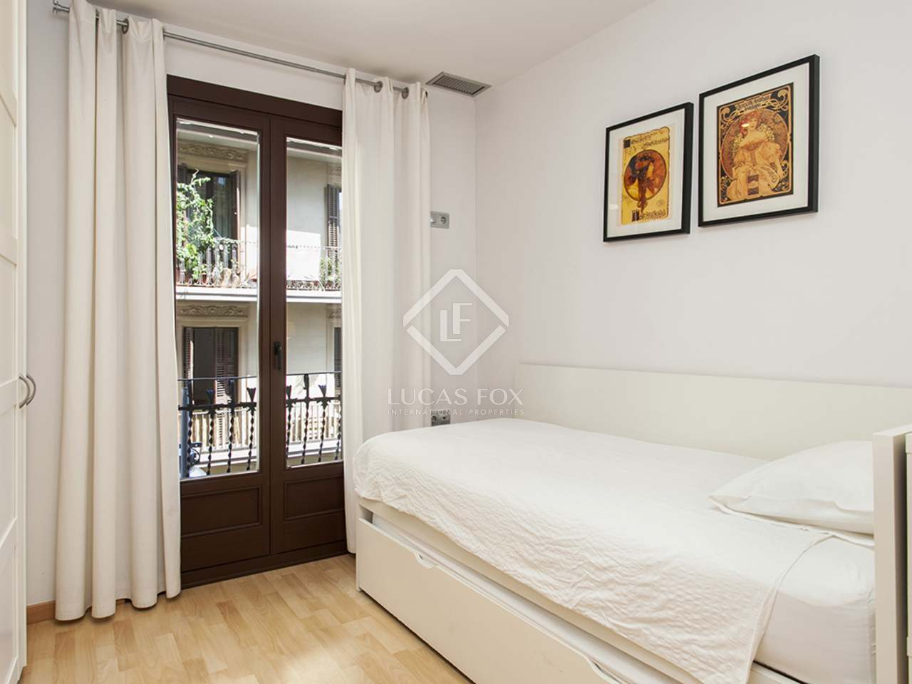 Appartement de 70m a vendre poble sec barcelone for Chambre fabulous w barcelone
