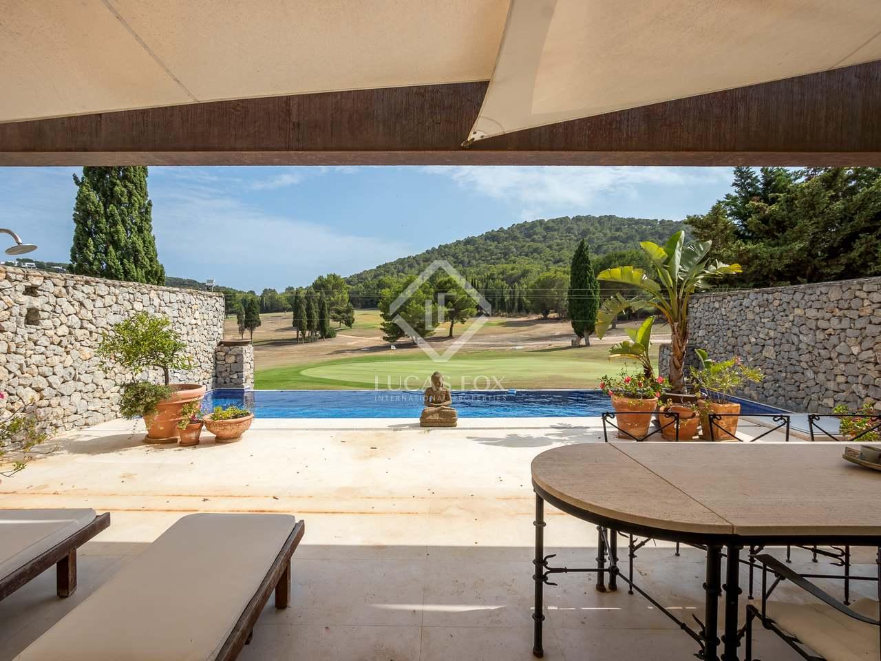 maison villa de 196m a vendre santa eulalia ibiza. Black Bedroom Furniture Sets. Home Design Ideas