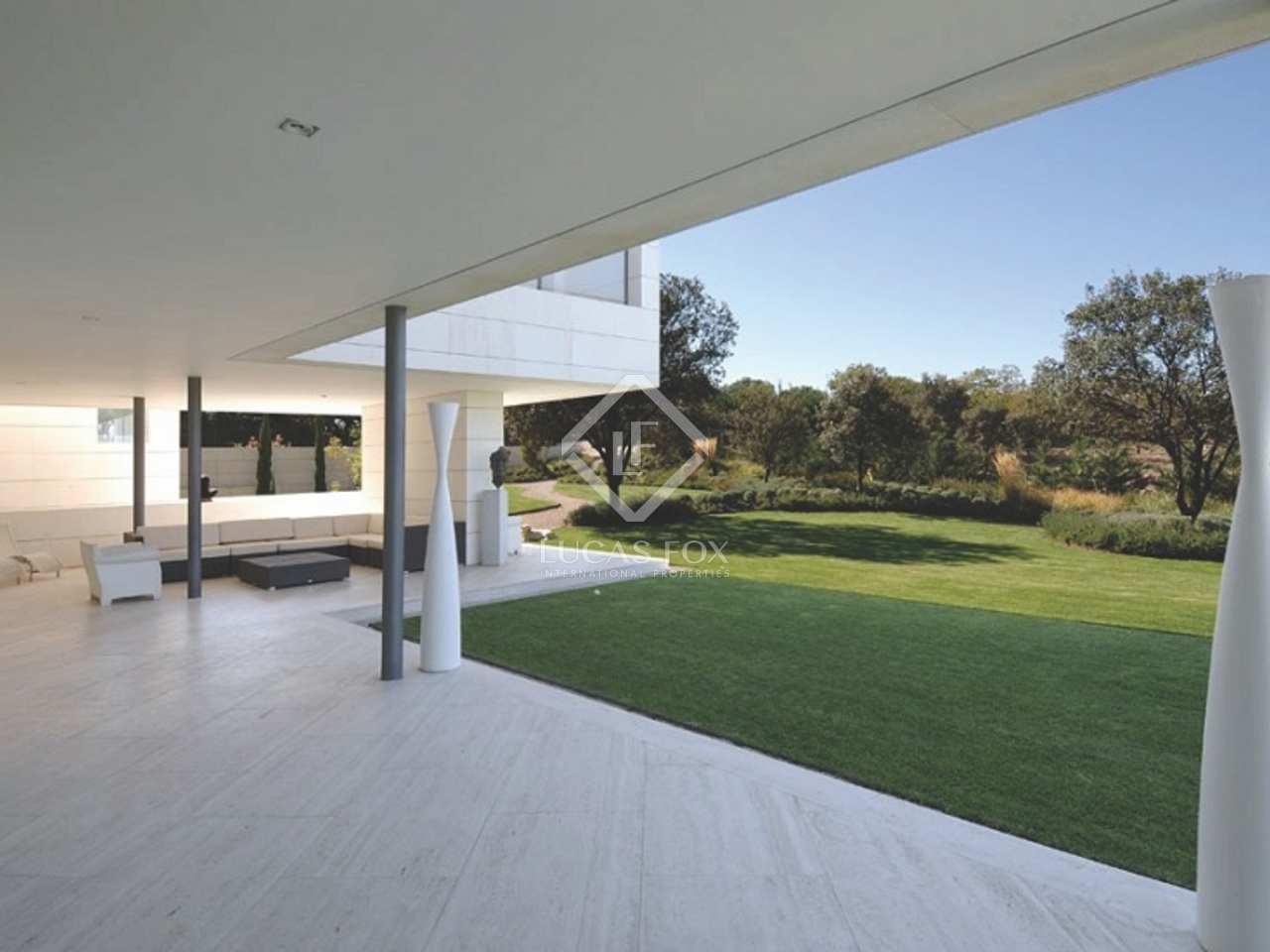 Exclusive 5 bedroom home for sale in la finca madrid for La finca madrid