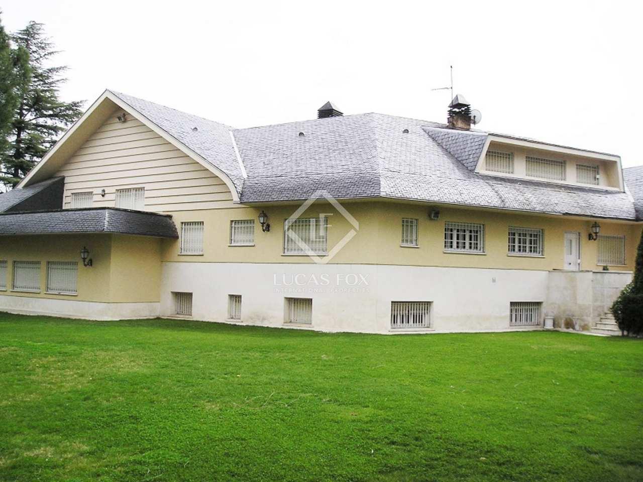 Amplia casa familiar en venta en pozuelo madrid - Casas en pozuelo ...
