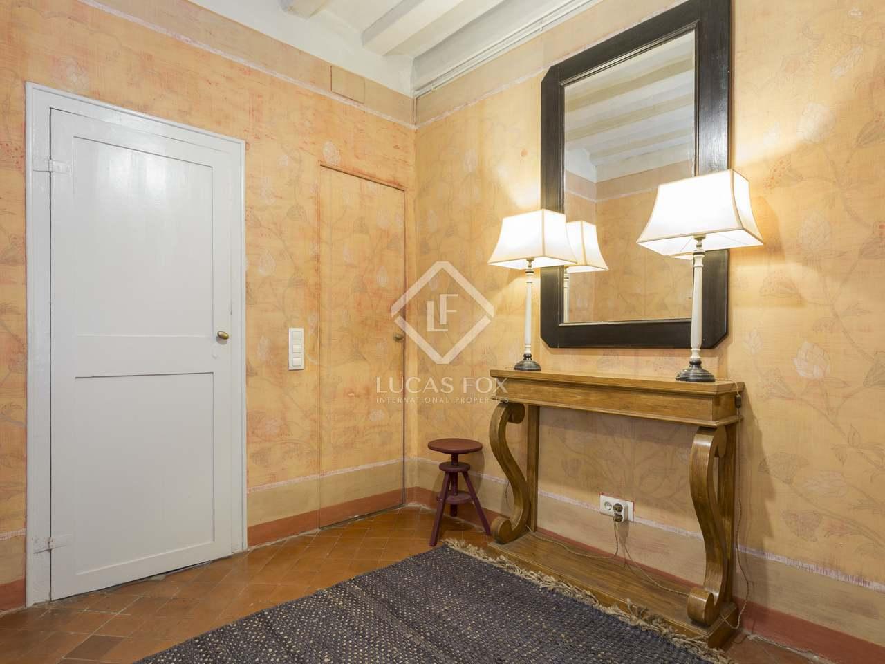 Appartement de 72m a vendre g tico barcelone for Chambre fabulous w barcelone