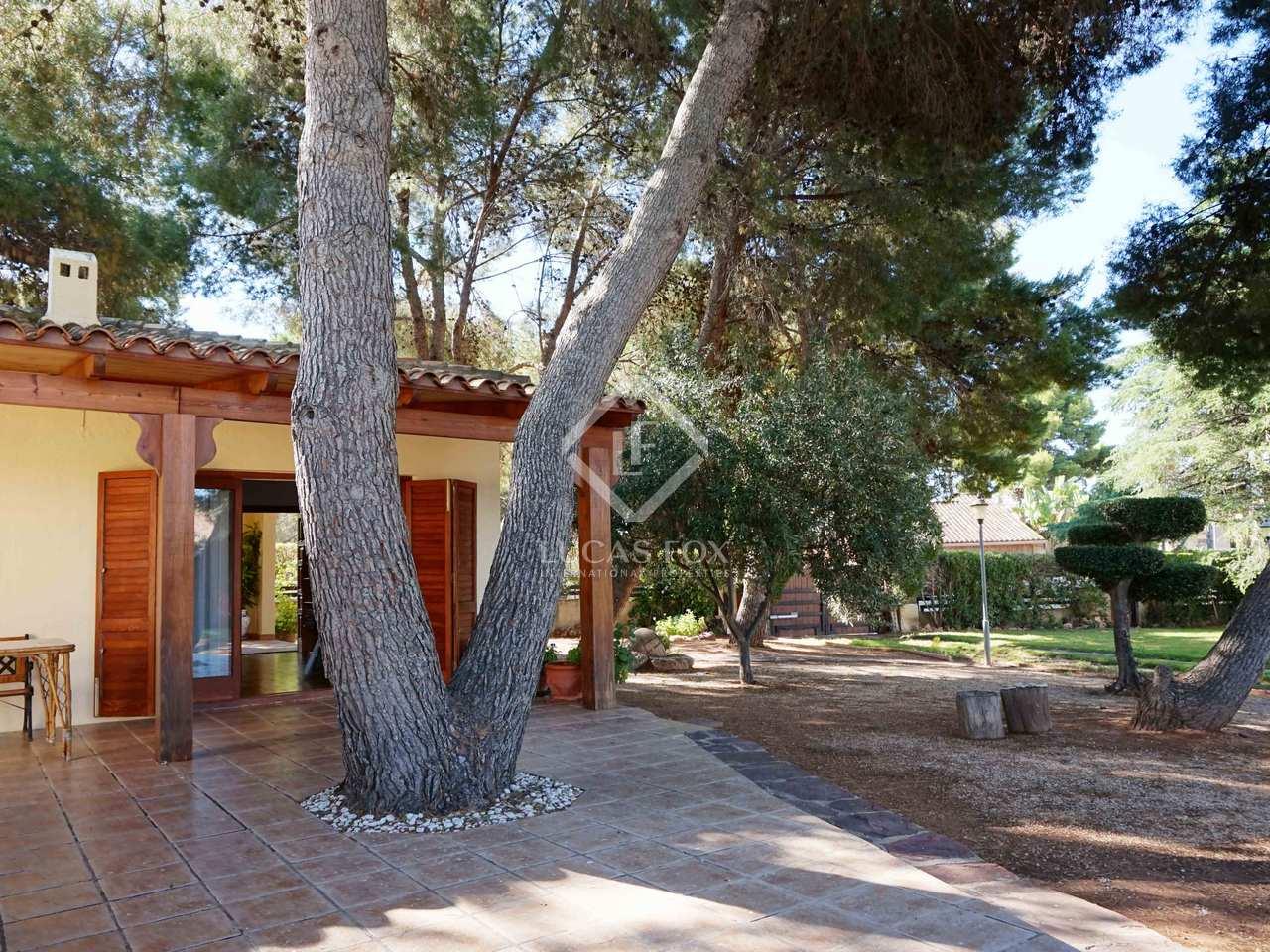 Maison villa de 75m a vendre puzol avec 600m de jardin for Jardin anglais caracteristiques