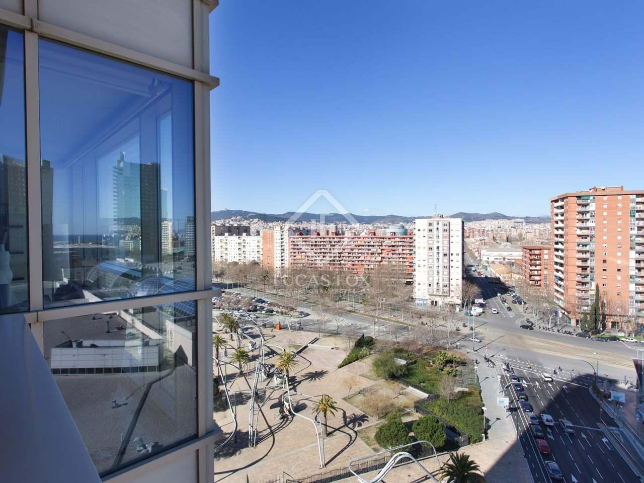 Appartement en vente diagonal mar sur barcelone for Appartement avec piscine barcelone