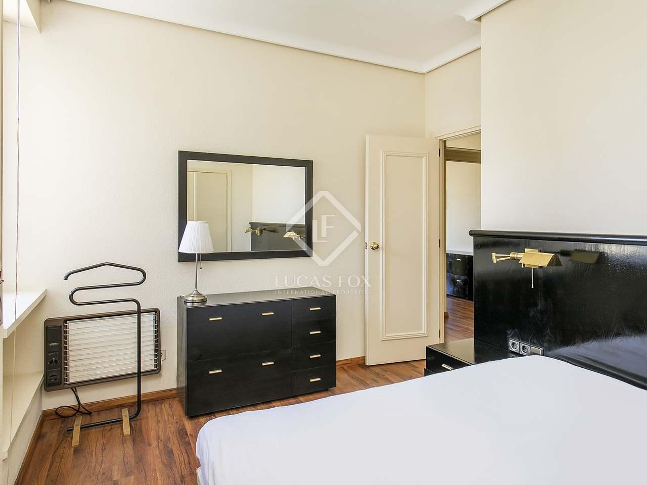 Apartamento de 75m en alquiler en el eixample izquierdo for Alquiler de dormitorios