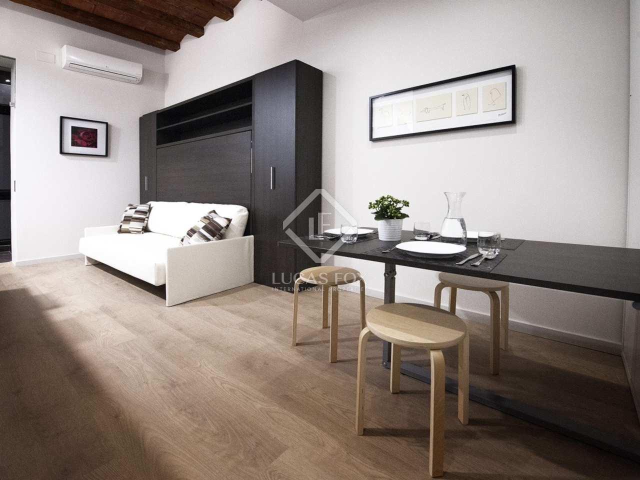 Apartamento con licencia tur stica en el exclusivo barrio for Licencia apartamento turistico madrid