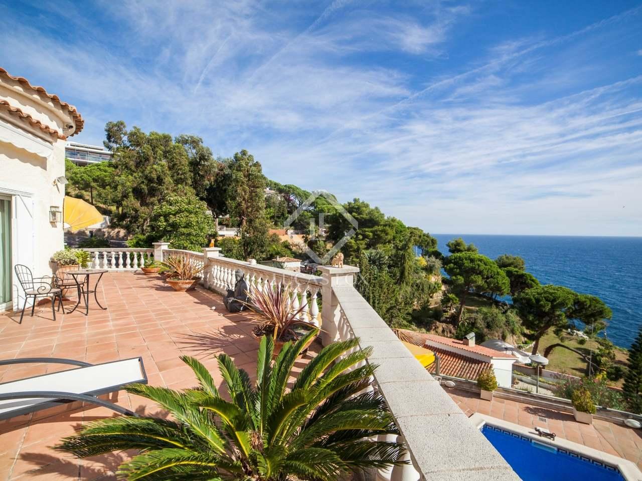 Casa en venta en lloret de mar cerca de barcelona - Casa playa costa brava ...