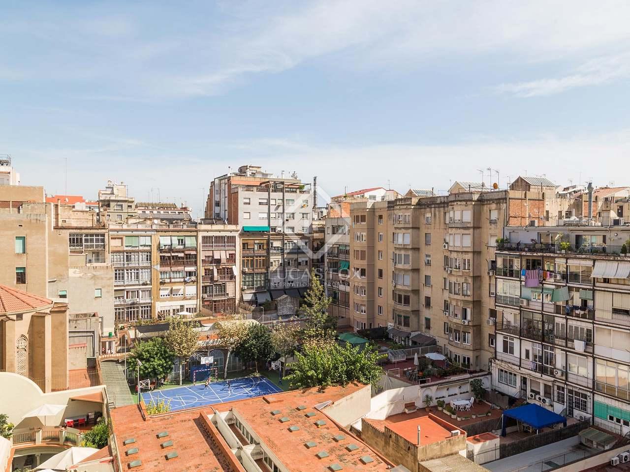 Apartamento en alquiler en el distrito del eixample de barcelona - Apartamentos en alquiler barcelona ...