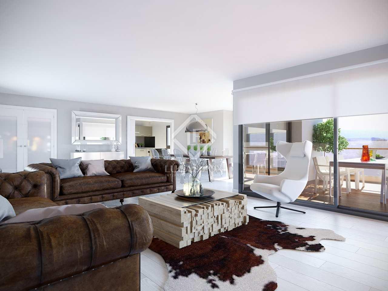 Piso de 276m con 53m terraza en venta en esplugues - Obra nueva esplugues ...