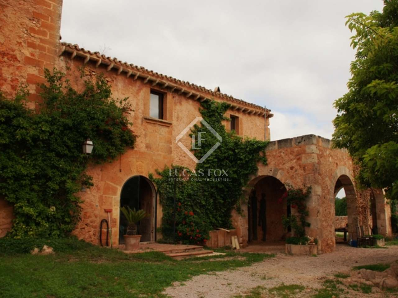 Casa de campo en venta en el sur de mallorca - Casas de campo en mallorca ...