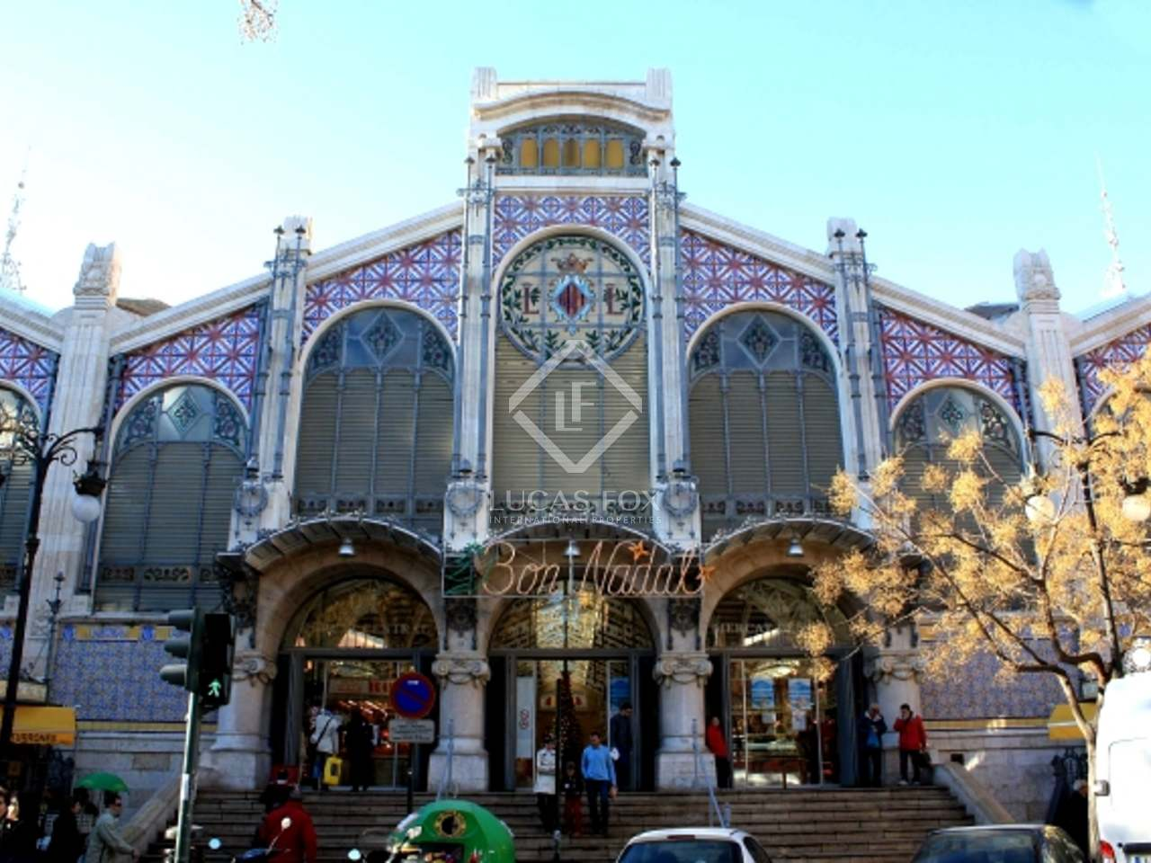 Edificio hist rico en venta en el casco antiguo de valencia for Decoradores e interioristas en valencia