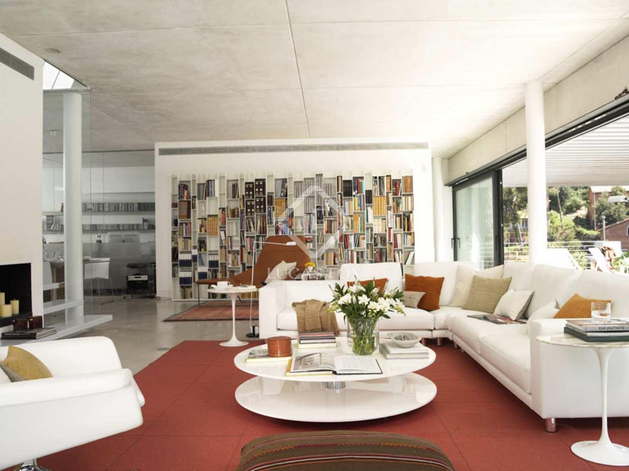 450m haus villa mit 188m terrasse zum verkauf in sant. Black Bedroom Furniture Sets. Home Design Ideas